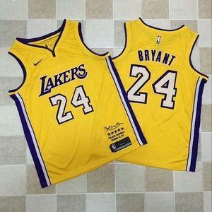 ac65f9e9112 Nike Shirts - Kobe Bryant Retirement Jersey 24 Hardwood Classics